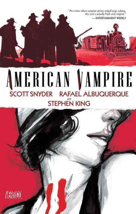 American Vampire 1 By Snyder, Scott/ King, Stephen/ Albuquereque, Rafael (ILT)